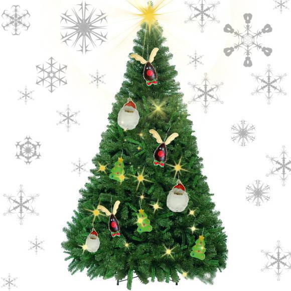enfeites jardim natal:De Natal Enfeites Fotos E Modelos Abcdefghijkalmop Pictures To Pin
