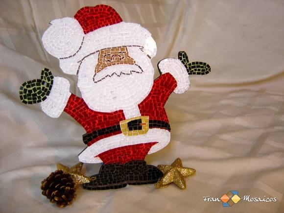 Papai Noel Decorativo