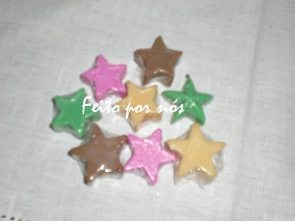 Mini Sabonete Estrela