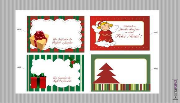 Adesivo De Flamingo ~ Adesivos, tags e cartões de Natal no Elo7 Maria Papel Convites e Design (1A5AAD)