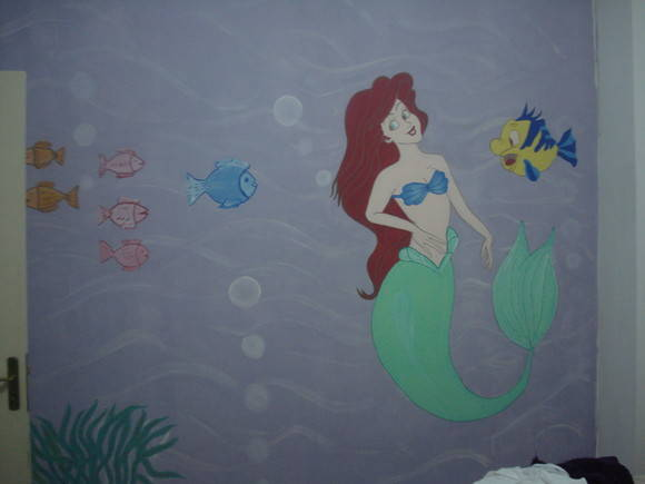 Pinturas decorativas em paredes elo7 - Pinturas decorativas paredes ...