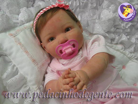Boneca Reborn Dbora 2
