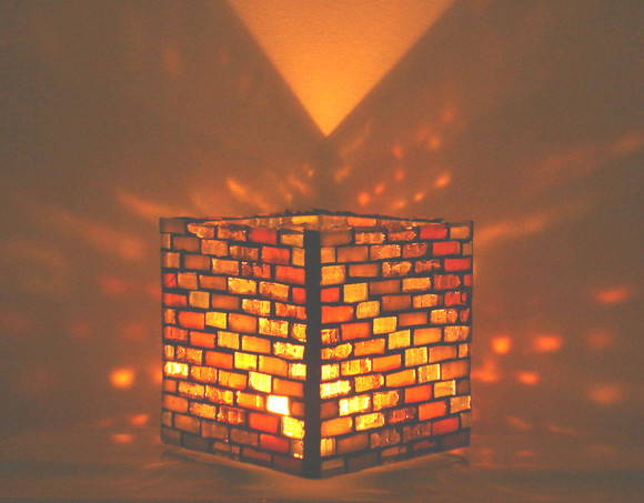 Luminria para velas