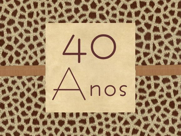 Festa de Aniversario de 40 Anos Feminino de Aniversário 40 Anos