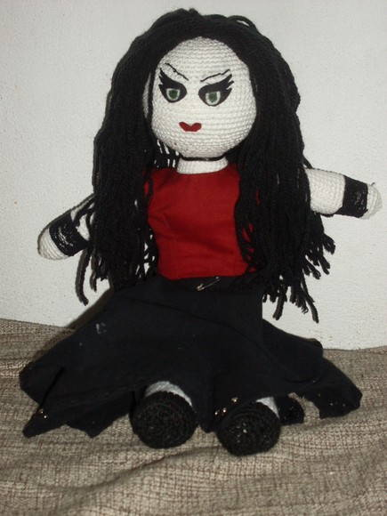 Amigurumi gigante Little Amy