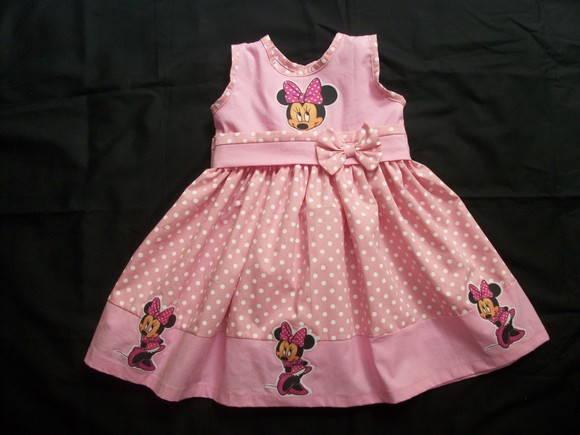 Vestidos de mini bebé - Imagui
