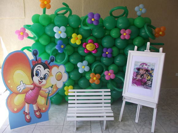 decoracao quarto de bebe jardim encantado : decoracao quarto de bebe jardim encantado:Decorao Meu Malvado Favorito Minions Provenal Clean