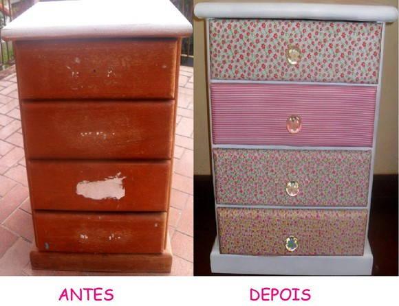 Reforma moveis de sala atelier narciso elo7 - Reformar muebles viejos ...