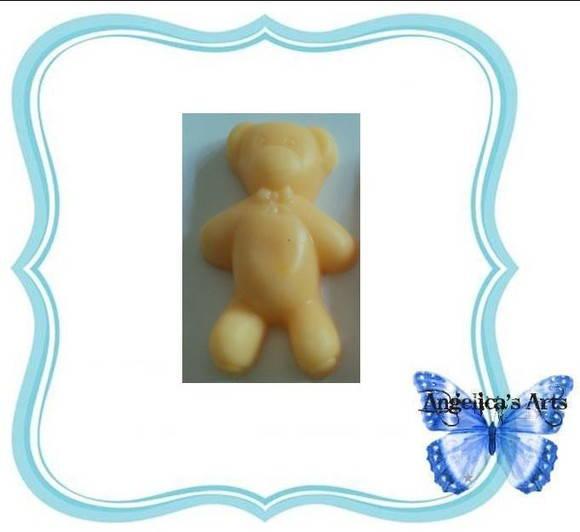 Sabonete Urso Infantil