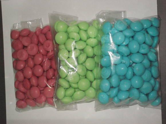 400 Sabonetes em formato de confete