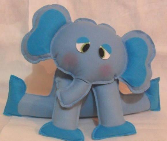 Elefante (grande) - Decora��o de Festa