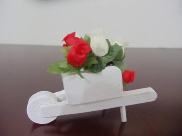 Lembrancinha carriola florida ateli 234 da dinda elo7 for Carriola leroy merlin