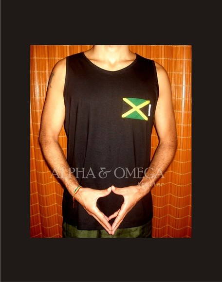 Regata Reggae Jamaica Style PRETA
