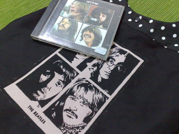 Bolsa Beatles