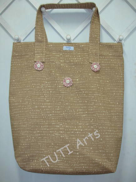 Eco Bag Prtika Bege