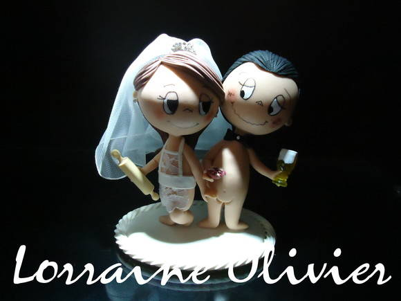 NOIVINHOS LOVE IS - ESTILO INFANTIL CH�