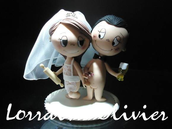 NOIVINHOS LOVE IS - ESTILO INFANTIL  CH