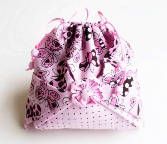 Bolsa Em Tecido Infantil : Bolsa com dobradura em tecido infantil car interior design