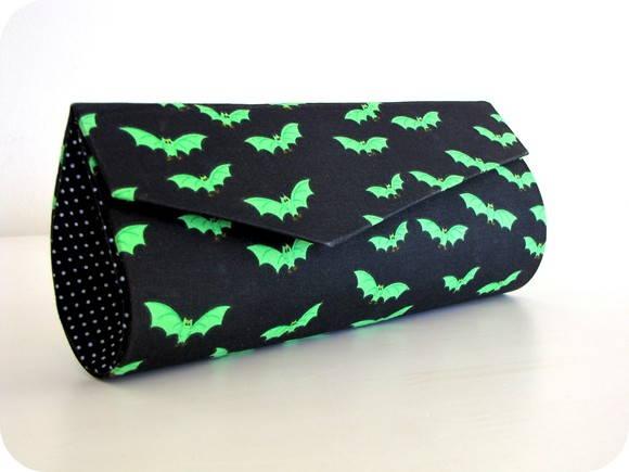 Carteira de m�o Green bats