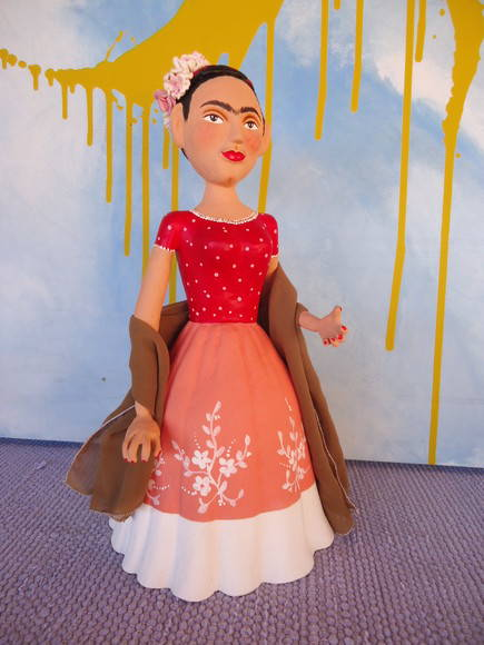 BONECAS FRIDA KAHLO...