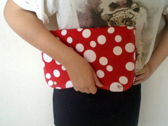 Bolsa de m�o Pin Up/Edi��olimitada
