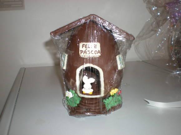 Casa do coelho