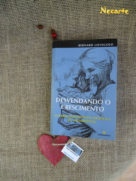 Marcador de livro ecolgico