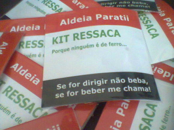 Kit Ressaca