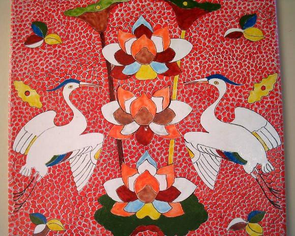 Mosaico em azulejo no elo7 mais mimos 307b8 for Azulejo mosaico