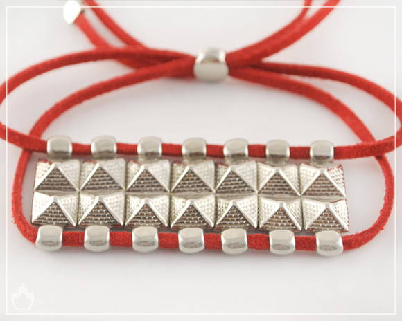 Bracelete Little Spikes