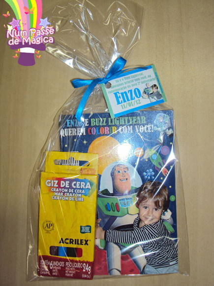 Lembran�a Infantil Revista de Colorir