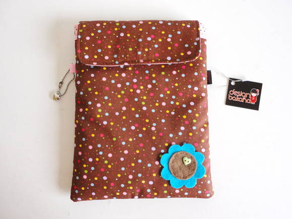 Capa para Tablet/Ipad - Color Dots