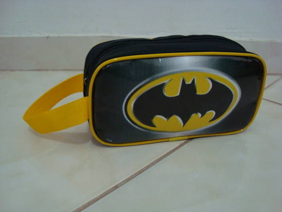 Estojo Porta L�pis Batman