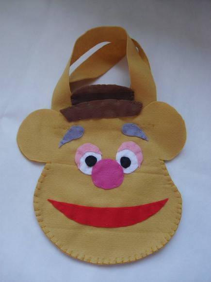 Bolsa Muppets Fozzie