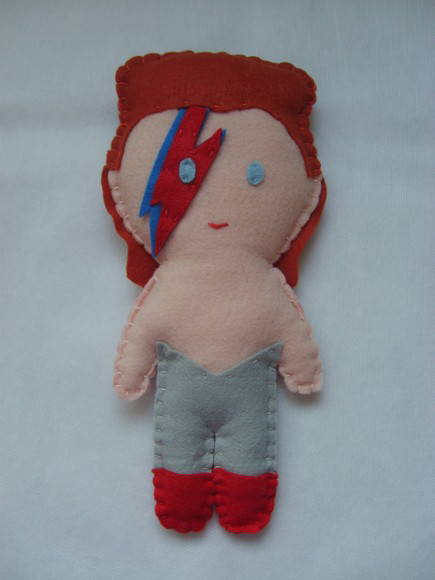 David Bowie - Ziggy Stardust