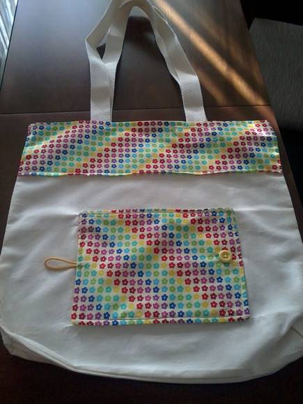 Eco bag - modelo carteira