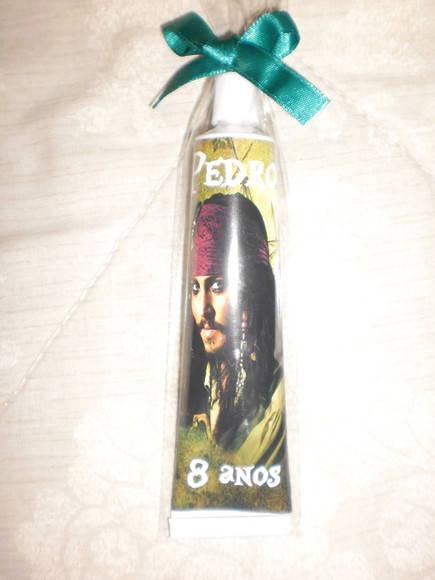 Bisnaga Personalizada Piratas do Caribe