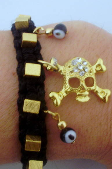 PULSEIRA SHAMBALLA  COM CAVEIRA