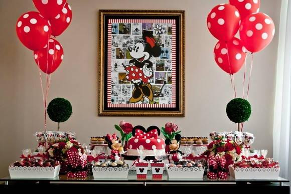 Decoracao festas da Minnie Imagui -> Decoraçao De Festa Da Minnie Vermelha Simples