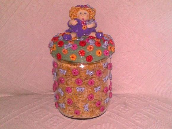 Porta Biscoitos_Biscuit Bonecas