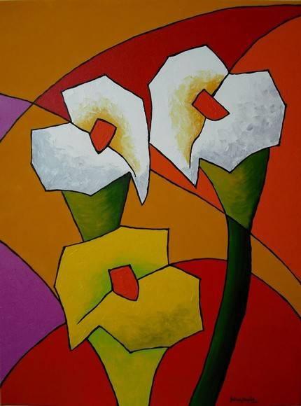 Recortes Florais 8