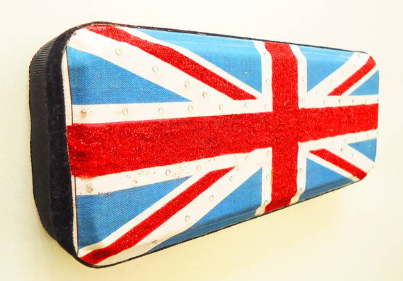 Clutch London Flag
