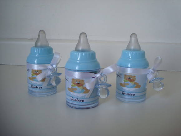Lembrancinha de nascimento / chá de bebê