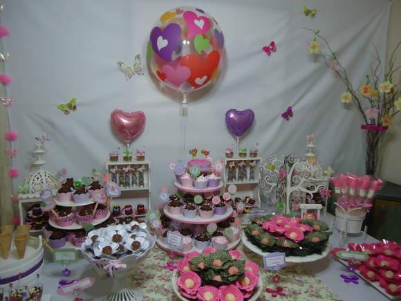 Decoracao Complet Festa Jardim Encantado no Elo7 Balaio de Emoções (210 -> Decoração De Aniversario Jardim Encantado Das Borboletas