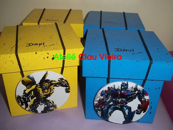 Festa Transformers Festa Kids