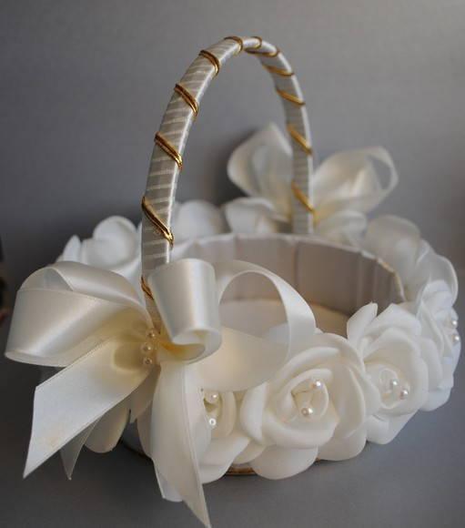 cesta para florista  Belissima Noivas & Acessórios  Elo7