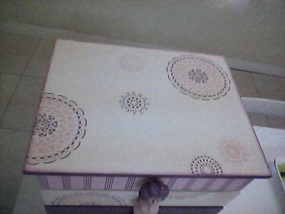 Box Accessories Mandalas Lilas
