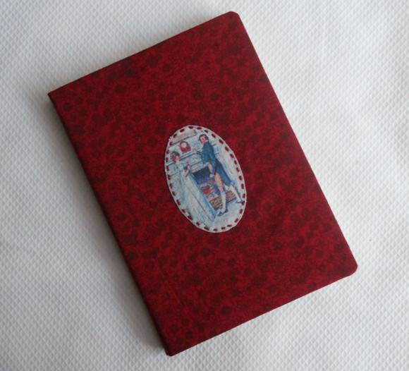 Caderno Jane Bennet & Mr. Bingley