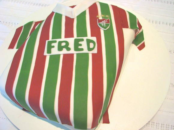 Bolo Camisa Do Flamengo Redondo Para 20 Pessoas Clique Na Foto Para