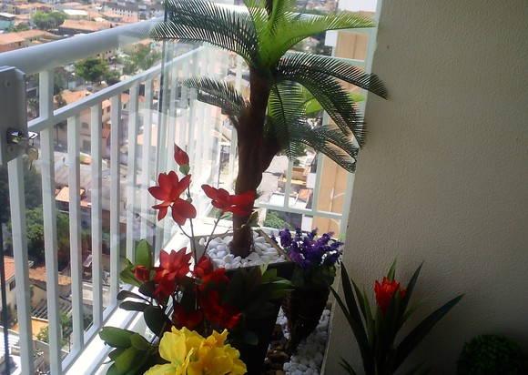 Jardim de inverno  Arte Flores Plantas Permanentes  Elo7